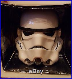 Master Replicas Star Wars Stormtrooper Helmet NOT EFX