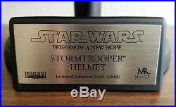 Master Replicas Stormtrooper 11 Full Size Helmet