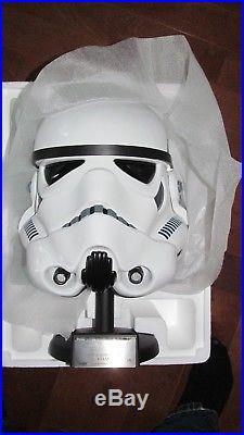 Master Replicas Stormtrooper Helmet (Limited Edition)
