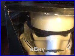 Master replicas Star wars stormtrooper helmet anh rare no efx