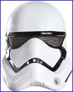 Morris Costumes Adult Star Wars Stormtrooper White Plastic Helmet. RU32310