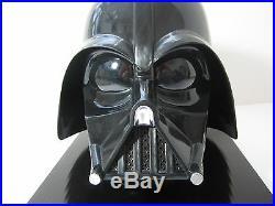 NEW NIB Star Wars DARTH VADER Helmet Signed Autograph Dave Prowse ESB ROTJ NICE