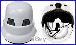 NEW Rogue One Star Wars Storm Trooper Mask Helmet JAPAN F/S Registered