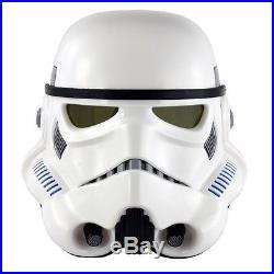NEW STAR WARS BLACK SERIES IMPERIAL STORM TROOPER HELMET VOICE CHANGER f/s