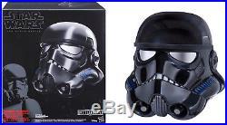 NEW Star Wars Black Series Shadow Trooper Electronic Helmet Amazon Stormtrooper