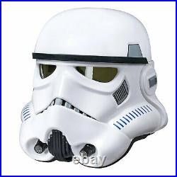 NEW Star Wars the Black Series Stormtrooper Helmet
