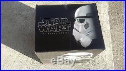 New Star Wars Black Series Imperial Storm Trooper Helmet Voice Changer