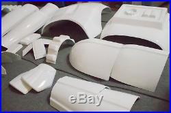 New Stormtrooper Fiberglass Armor HARD PARTS ONLY, NO HELMET
