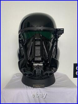 Nissan Exclusive Star Wars Death Trooper Helmet 11 Gentle Giant Limited Edition