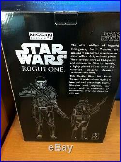 Nissan Star Wars Rogue One Death Trooper Helmet Gentle Giant