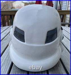 RS Prop Masters Star Wars A New Hope ABS Stormtrooper Stunt Helmet Replica