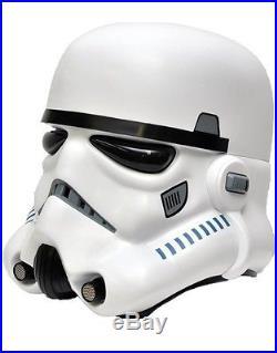 Rubies Star Wars Collector Edition Costume Stormtrooper Helmet