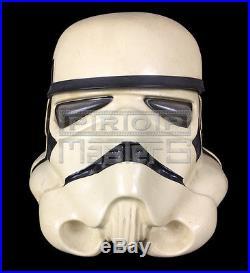 STAR WARS ANH vintage 1970's Stormtrooper prop Helmet, Shepperton Design Studios
