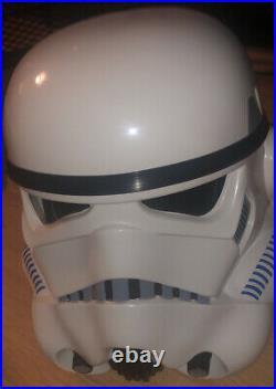 STAR WARS ANOVOS STORMTROOPER ARMOR KIT with Complete Helmet