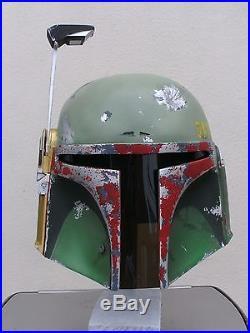 Star Wars Boba Fett Helmet 11 Esb Not Stormtrooper Hot Toys Sideshow