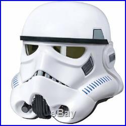 STAR WARS Black Series Imperial Stormtrooper HELMET Electronic Voice 11 Scale