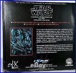 Star Wars Efx Shadow Stormtrooper Helmet New Limited Edition Esb
