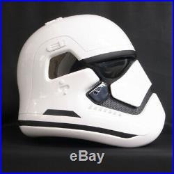 STAR WARS Force Awakening 1/1 Scale Helmet Replica First Order Stormtrooper
