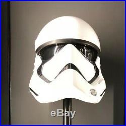 STAR WARS GALAXY'S EDGE FIRST ORDER STORMTROOPER Helmet DISNEYLAND BATUU DISNEY