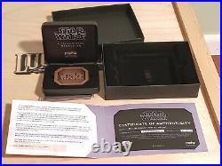 STAR WARS PropShop Ultimate Studio Edition FN-2187 STORMTROOPER HELMET LE 42/500