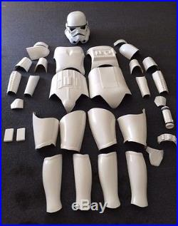 Star Wars Stormtrooper Costume Armor Life Size Movie Helmet Costume Armor Prop