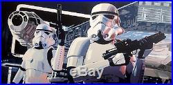 STAR WARS Stormtrooper Falcon Helmet Mask Blaster Movie Replicas Prop Art Agapop