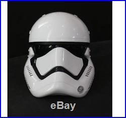 STAR WARS THE FORCE AWAKENS ANOVOS 1/1 TFA Stormtrooper helmet frrom Japan