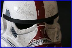 STAR WARS The Force Unleashed INCINERATOR Stormtrooper Helmet EFX ARTIST PROOF