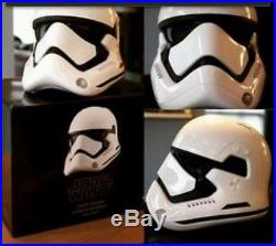 STAR WARS11 Scale First Order Stormtrooper Helmet, by Anovos