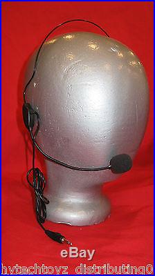 STORMTROOPER HELMET HOVI TIP SPEAKERS & AMPLIFIER with VOLUME CONTROL & MICROPHONE