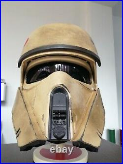 SW Rogue One Shore Trooper Helmet For Cosplay or Display