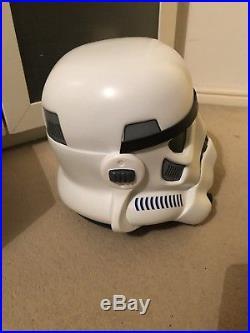 Shepperton Design Studios Original Stormtrooper Battle Spec Helmet