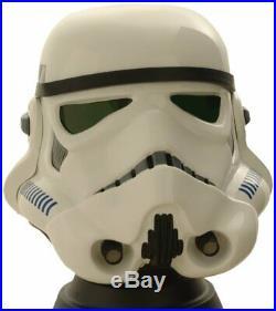 Shepperton Design Studios Original Stormtrooper Battle Spec Helmet Star Wars