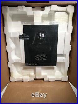 Sideshow KYLO REN LIFE SIZE BUST Star Wars Helmet Prop -EFX/Anovos/Darth Vader