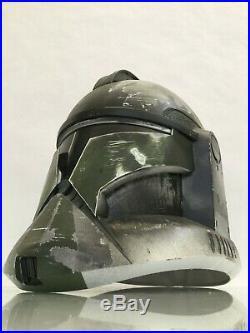Star Wars 11 CLONE TROOPER Helmet Mandalorian Stormtrooper Boba Fett EFX Anovos
