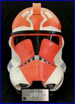 Star Wars 332ND Clonetrooper Helmet 11 Ahsoka Stormtrooper Clone Prop