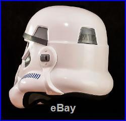 Star Wars A New Hope Imperial Stormtrooper Stunt/Background Helmet