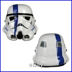 Star Wars A New Hope Stormtrooper Commander Helmet Anovos 11 Prop Replica