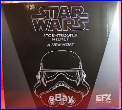 Star Wars A New Hope Stormtrooper Helmet 2015