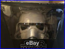 Star Wars A New Hope Stormtrooper Helmet- Master Replicas. Never Been Out Of Box