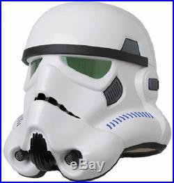 Star Wars A New Hope Stormtrooper Helmet replicaEFXNIB