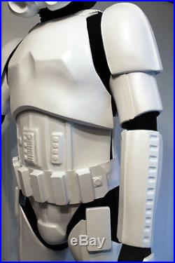Star Wars ANH Stormtrooper Armor kit- Without Helmet 100% screen accurate