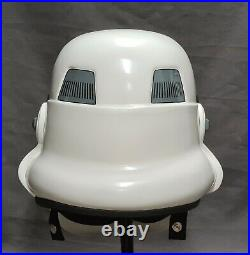 Star Wars ANH Stormtrooper Helmet screen accurate replica no armour