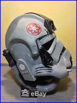 Star Wars At-at Helmet 11 Prop No vader Stormtrooper
