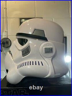 Star Wars B7097 Black Series Imperial Stormtrooper Electronic Voice Changer