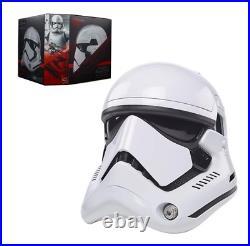 Star Wars Black Series First Order Stormtrooper Helmet Hasbro New IN Stock