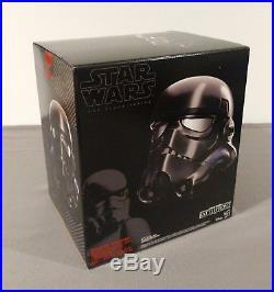 Star Wars Black Series Helmet Darth Vader Shadow Trooper & Stormtrooper Sealed
