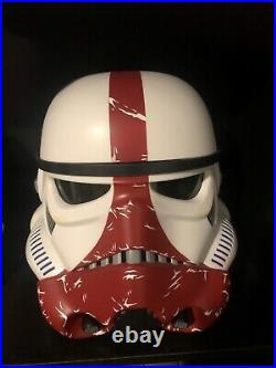 Star Wars Black Series Incinerator Trooper Electronic Helmet