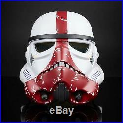 Star Wars Black Series Mandalorian Incinerator Stormtrooper Electronic Helmet