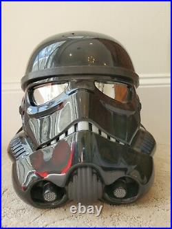 Star Wars Black Series Shadow Trooper Electronic Helmet